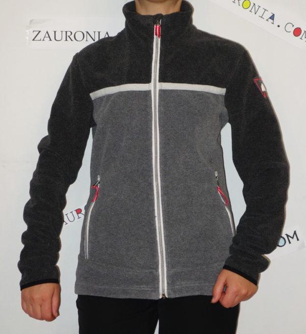 bluza tirol fleece polar 38 m dame blk gry DSC08310_cr